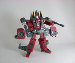Transformers Thrust Classic Henkei - mod robot