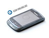 Blackberry Torch 9800 fektetve