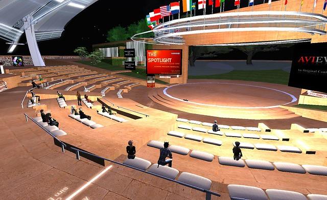 UWA-BOSL Grand Amphitheatre 02