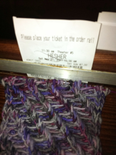 prismatic scarf