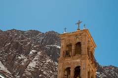 Saint Catherines Monastery, Egypt