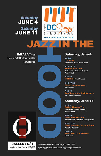 Jazz in the HOOD