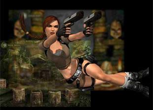 Tomb Raider Secret of the Sword Slot