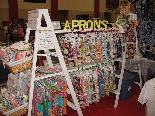 Craft Show Display Ideas for Clothing