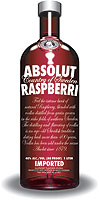Absolut Rasperry