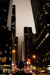 NY Stars (matt crane) Tags: new york nyc sky newyork buildings skyscrapers busy ligths