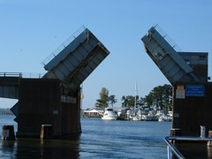 Kent Narrows Drawbridge