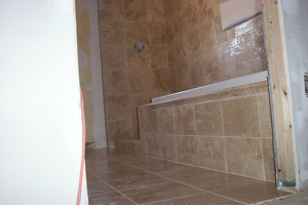 Polished Travertine All Over