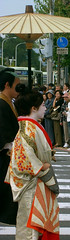 geisha (I'm Mike, this is my show) Tags: travel girl festival japan geotagged japanese kyoto parade kimono matsuri kj jidai