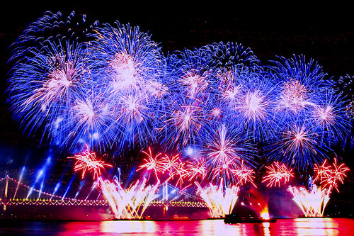 20 Beautiful Fireworks Pictures
