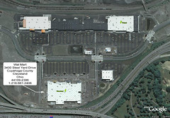Wal Mart of the Steelyard Commons (Bernie in the 44134 of Parma Ohio) Tags: parkinglot applebees maps walmart clevelandohio target avenue ihop bestbuy homedepot petco reference internationalhouseofpancakes northeastsouthwest alltell googlephotos nesw cuyahogacounty steelyardcommons ohiocleveland businessexpansion 441094665 216areacode 440areacode jenningsroad consumershopping 441092386 the44109zipcode