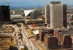 La Dfense 1972 (Co1nCo1n) Tags: paris tower buildings tour cbd ladfense centralbusinessdistrict puteaux courbevoie parisladfense centredaffaires