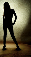 silhouette (Dan Bennett2891) Tags: lighting camera dan club canon studio photography eos photoshoot phoebe solent bennett scc danbennett