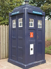 An Original Tardis (John of Witney) Tags: blue police doctorwho drwho tardis policebox telephonebox phonebox callbox avoncroftmuseumofhistoricbuildings