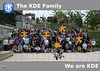 The KDE Family