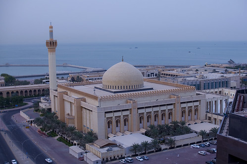 Muslim Grand Mosque in Kuwait City