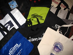 dated conference bags