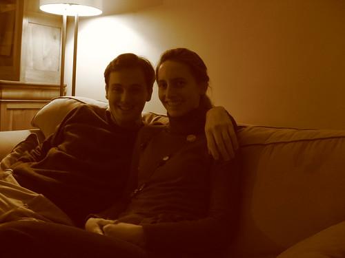 Amaury et Diane