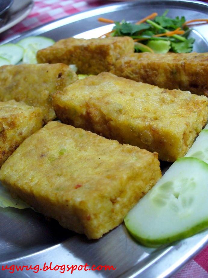Special Fish Paste Tofu