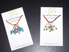 Stitch Markers - Lima Pop Shop
