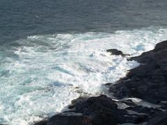 Newfoundland - Cape Spear (gwhiteway) Tags: ocean christmas xmas sea snow canada nature water rock stone newfoundland walking landscape hiking shoreline stjohns cans2s preservetnc07 bestnaturetnc07
