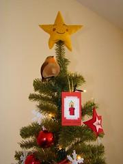 Árbol de navidad (detalle)
