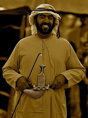 A Smile that could do wonders (Abdullateef Al Marzouqi) Tags: portrait heritage uae abudhabi laati