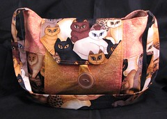 cat purse done