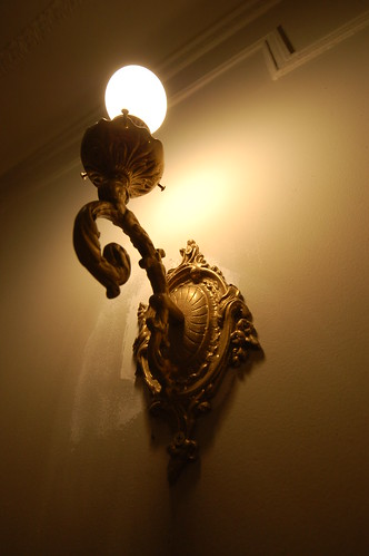 Parlor Living Room sconce