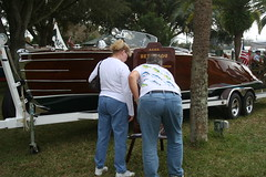 Betty Lou in Profile (Timothy Totten) Tags: ferranpark eustis125thcelebration carandboatshow marciaarnold