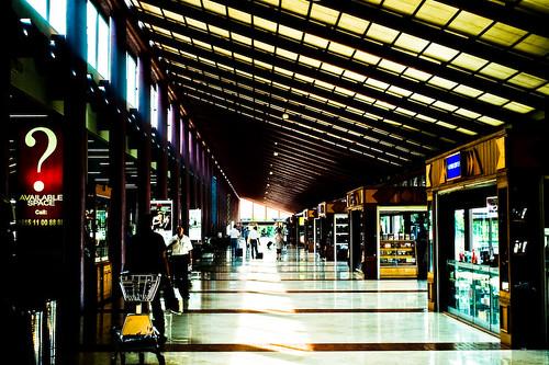 Soekarno-Hatta Jakarta International Airport