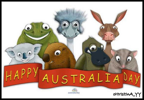 Happy Australia Day 2008