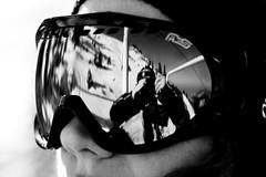 top of the mountai iv (Fotis ...) Tags: bw mountain mirror mask parnasos flickrchallengegroup flickrchallengewinner artlegacy