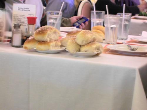 piles of buns