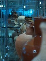 Expo 2 (cafecubain) Tags: ceramica expo olympus e300 vino exposicion jarron cafecubain