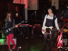 The Bangs @ Sacred Trinity Church, Salford