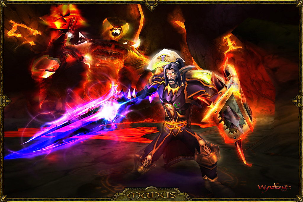 The World's Best Photos of worldofwarcraftart - Flickr ...