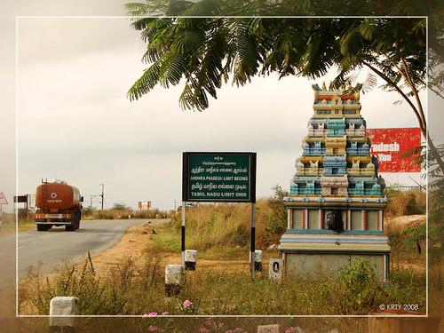 Andhra Border