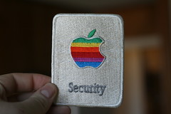 Apple Security patch