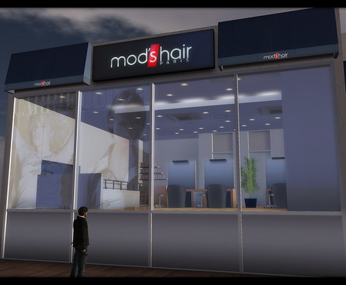 Mod's Hair Paris 1