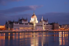 The Parliament Building, Budapest
