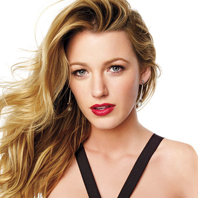 Blake Lively in women magazine