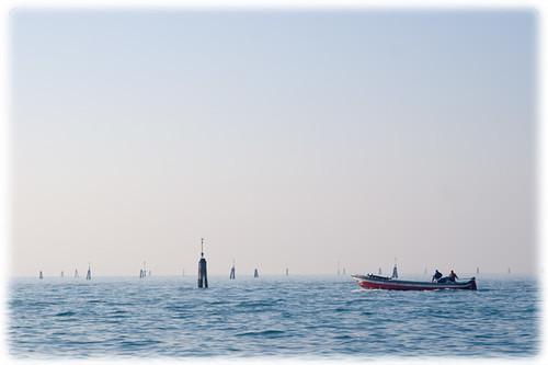 Laguna in Venice