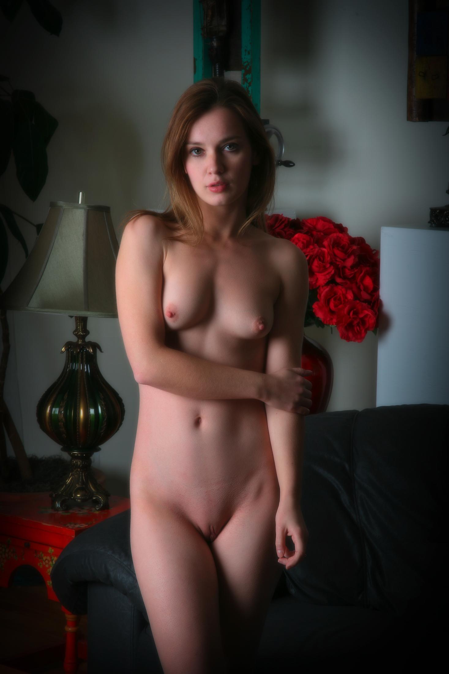 image Ultra sexy masturbation on the sofa