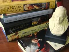 Benjamin Franklin books