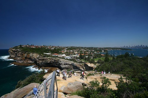 Dunbar Lookout, Sydney East.
