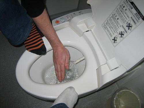 Con todos ustedes... el WC (2)