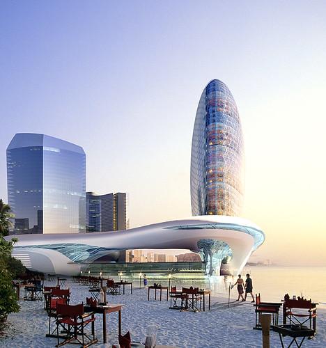 فنادف فخمة     تصميم لناطحة سحاب     تصاميم لمنشأة سياحية في كوريا 2360316915_922831e734