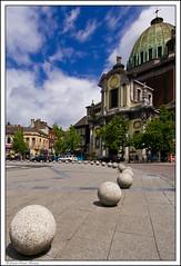 Place Charles II (jpplus60-ɿnɐd-uɐǝſ) Tags: belgique charleroi hainaut àdeuxcestmieux jpplus60