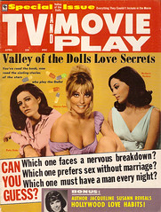 Valley of the Dolls - TV And Movie Play (April 1967) (sheruinsyou) Tags: film vintage 1967 1960s magazines memorabilia pattyduke sharontate barbaraparkins sarahscollection jacquelinesusann
